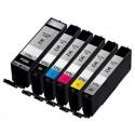 10.8ML Dye Without chip MG5700,MG6800,MG7700CLI-571CXL