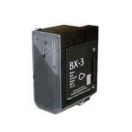 30MLCartuccia Rigenerata Canon FAX B100/B110/B120-Nera BX-3