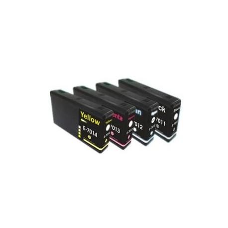 72ML Compatibile Workforcepro 4015DN,4515DN,4525DNF.Black