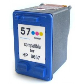 17ML RIG.Colori HP Desk Jet 450/5150/5650 -C6657A - 57
