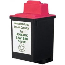40ML RIG. Lexmark 150c, 1000, 1100, 1020, 2030,Colore  N°80