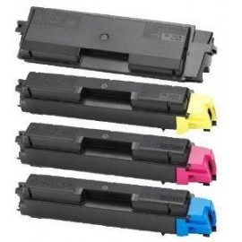 Black for Kyocera PRINTER FS-C5150DN P6021CDN-3.5K TK-580K