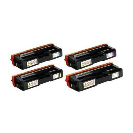 Black Compatibile Ricoh Aficio SP C252DN,C252SF-6.5K407531