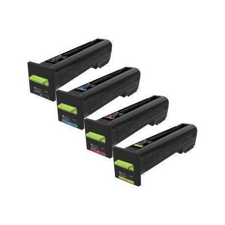 Black Compa CS820,CX820,CX825,CX860de,dte,dtfe-8K72K20K0