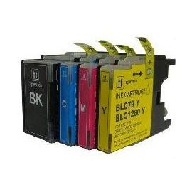 20ML Compatible per Brother Mfc J6510DW,J6910DW.LC-1280XLC