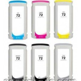 130ml Dye Ciano for HP Designjet T1100,T1200,T1300,T230072