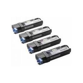 Ciano rigenerate per Dell 2130 CN, 2135 CN.2.500P 593 -10321