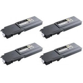 Black comptib for Dell C3760N,3760DN,3765DNF 11K593-11119