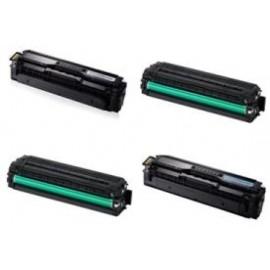 Black Rig for Samsung Clp 415, Clx 4195.-2.5KCLT-K504S