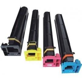 Black Com Minolta Bizhub C451,C550,C650-25,7KTN-411/TN-611K